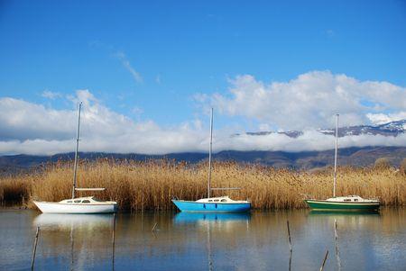 Sailboats photo