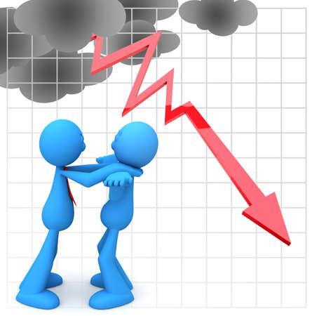 perdidas y ganancias: jefe es atacar a sus empleadores, ya ca�da de negocios