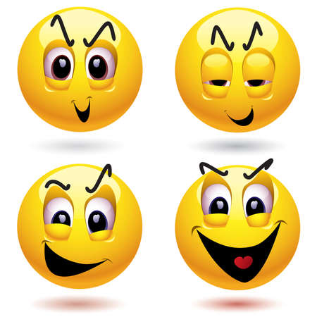 sarc�stico: Bola Evil Smiley