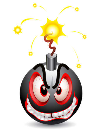 manipulate: Smiley ball and smiley bomb