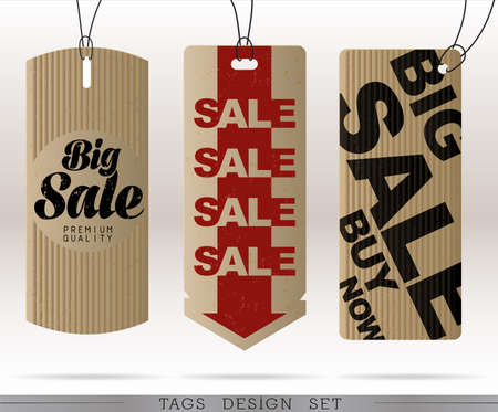 PAPER SALE TAGS COLLECTION