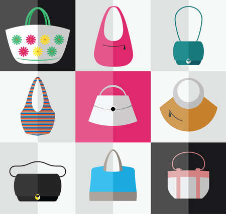for women: Beach style, casual, elegant, business bags for women