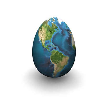 terrena: Uovo Terrestre
