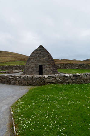 The Gallarus oratory is a stone structure in Ireland thought to be an early Christian Church.
