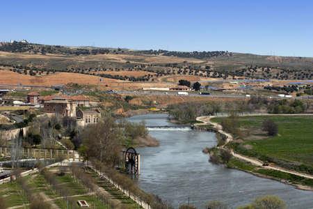 Toledo - Spain - Landscape