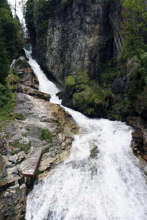The Waterfall Фото со стока
