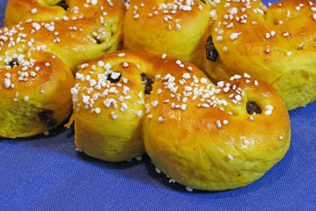 Saffron Buns photo
