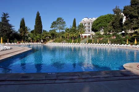 Le Meridien Penina Golf & Resort is perfect place for golfers in Algarve (Portugal) - November 8, 2006 Редакционное