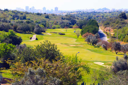 algarve: Beautifully situated golf courses throughout the Algarve