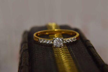 Diamond ring, luxury wedding ring, expensive