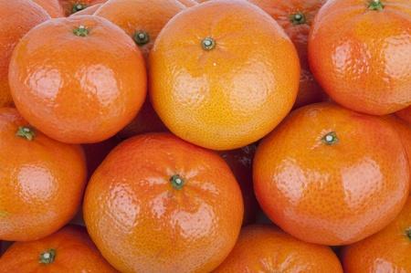 clementines - a variety of mandarin orange Stock Photo - 15149709