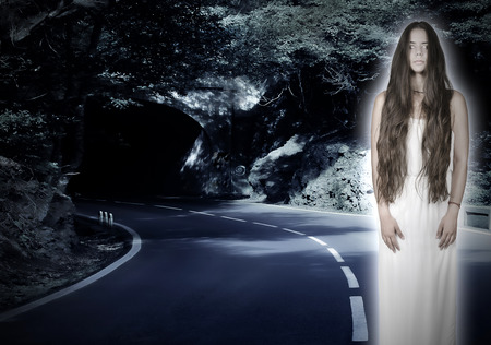 ghost: The white lady , Ghost Story