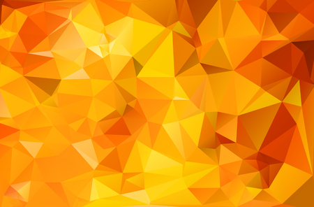 bright color: Abstract geometric background in vibrant fall colors