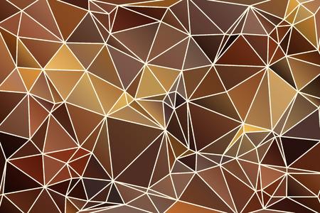 fondo geometrico: Fondo geom�trico abstracto que consiste en tri�ngulos de colores y malla de luz.