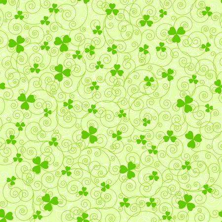 Light green St. Patrick