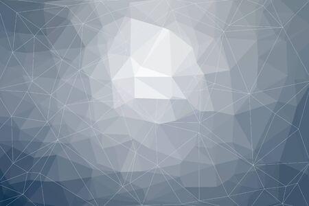 fondo geometrico: Fondo geom�trico abstracto gris que consiste en tri�ngulos de colores.