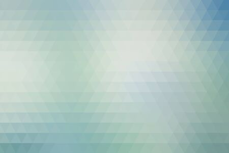 luminosity: Blue abstract geometric background formed with triangles in rows. Illustration