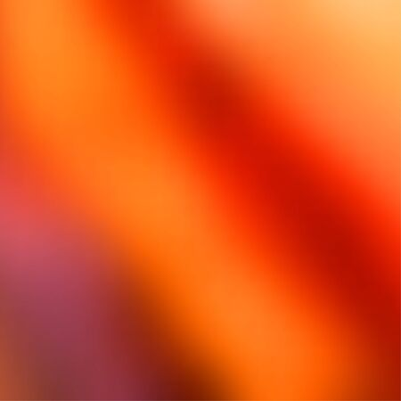 smooth background: Orange square abstract smooth blur background for any design to put over.