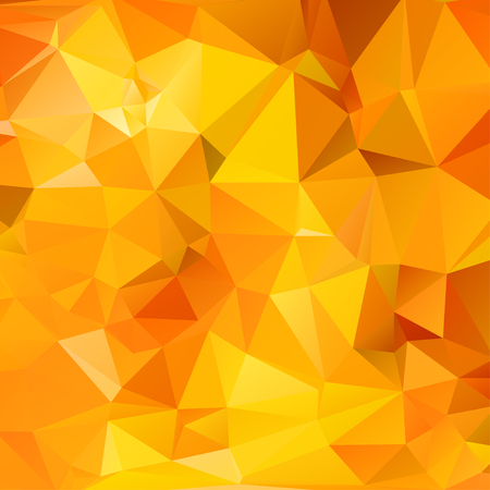 fondo geometrico: Abstract square geometric background consisting of colored triangles.