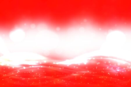 blurry lights: Red abstract smooth blur background with blurry lights.