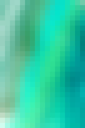 vertical format: Abstract smooth green mosaic tile background for any design, vertical format.