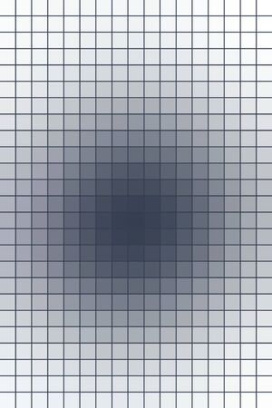 vertical format: Abstract square mosaic tile gray background for any design, vertical format. Illustration