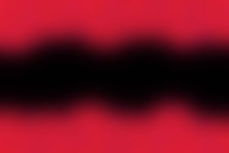 photography backdrop: Abstract smooth blur red and black background for any design to put over.