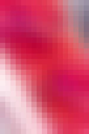 vertical format: Abstract smooth mosaic tile pink background for any design, vertical format. Illustration