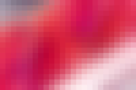 horizontal format: Abstract smooth mosaic tile pink background for any design, horizontal format.