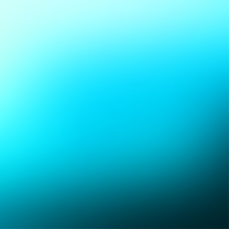 Square abstract smooth blur blue background for any design to put over.