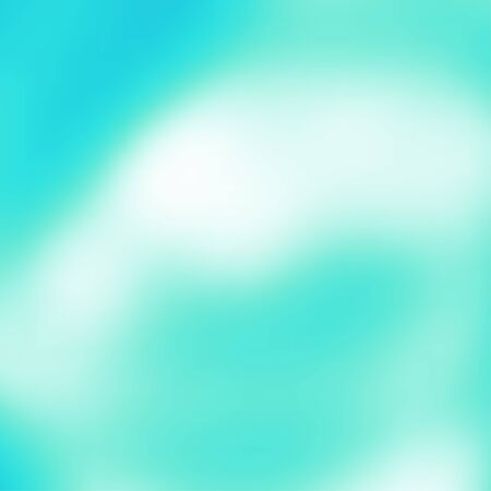 Blue square abstract smooth blur background for any design to put over.
