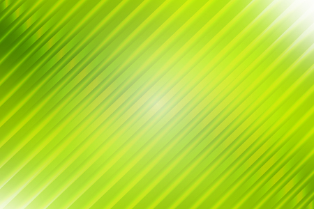 Green abstract smooth blur background with diagonal stripes.