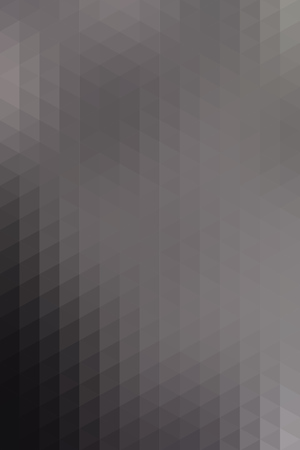 vertical format: Abstract gray geometric background formed with triangles in rows, vertical format.