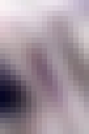 Vector abstract smooth mosaic square tile neutral mauve background, vertical format. Illustration
