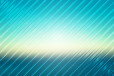 Blue abstract smooth blur background with diagonal stripes. Illustration