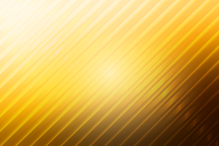 Yellow abstract smooth blur background with diagonal stripes.