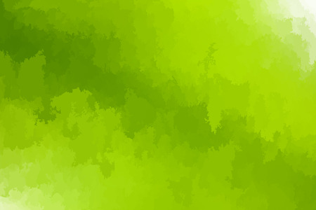 Abstract green vector background, horizontal format. Illustration