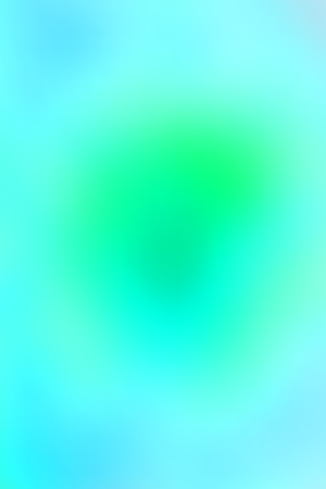 Vector abstract smooth blur blue and green defocused background. Vertical format. Illustration