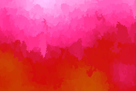 Abstract modern vector background, horizontal format. Digitally generated contemporary wallpaper. Vibrant pink and red backdrop. Ilustrace