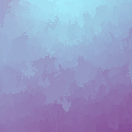 Abstract modern vector background, square format. Digitally generated contemporary wallpaper. Blue and purple backdrop. Ilustrace