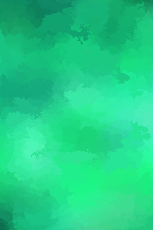 Abstract modern vector background, vertical format. Digitally generated contemporary wallpaper. Vibrant green backdrop. Ilustrace