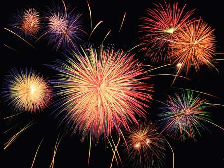 celebration: firework celebration