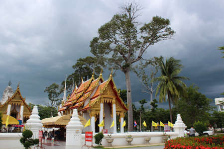 Beautiful Thailand Temple