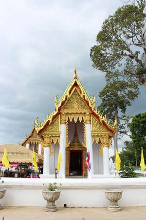 Beautiful Thailand Temple photo