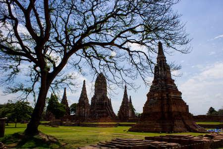 Ancient temple, Thailand