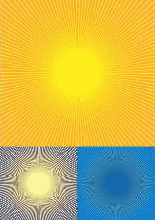 sun light Stock Vector - 20298492