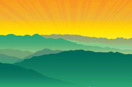 Mounatin Background