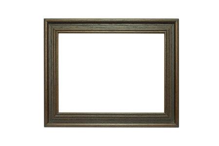 Photo Frame Mock Up on white background. Фото со стока