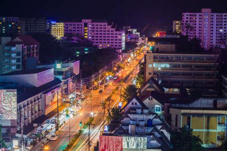 city light: ChaingMai city light
