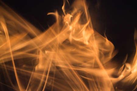 resplandor: Blaze fuego llama desenfoque textura de fondo